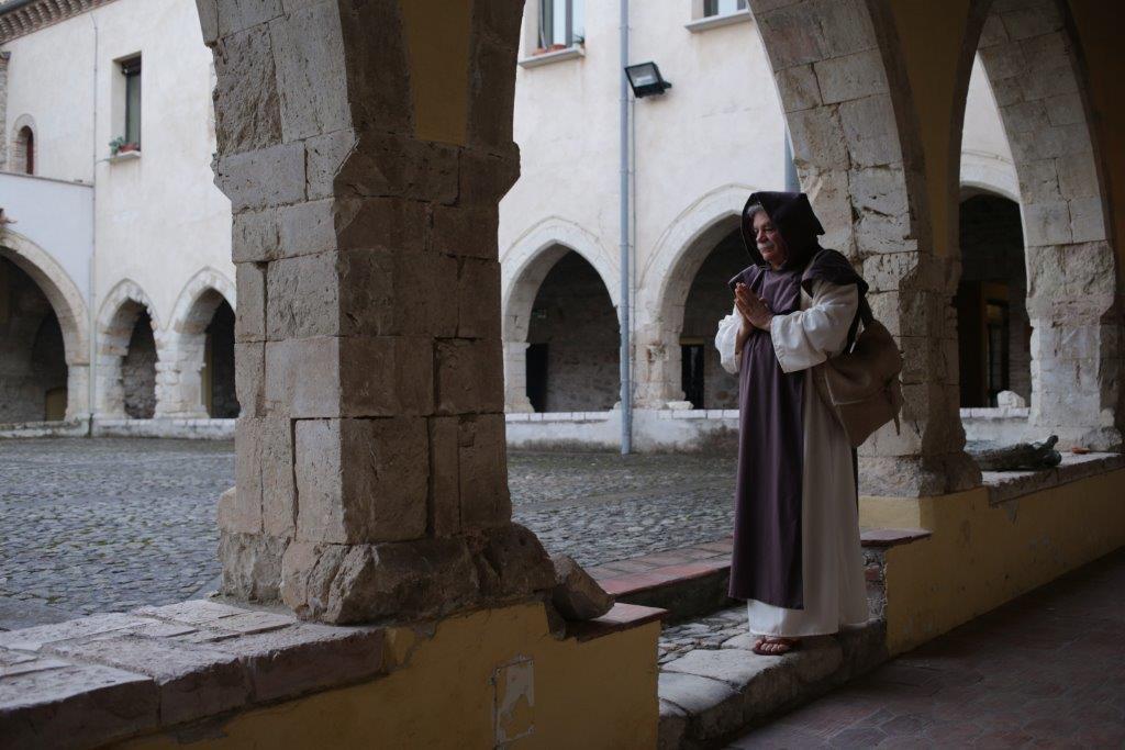 IL MONACO DI SARRAPUNO il 28 febbraio a Rossano Calabro (Cosenza) in scena per la prima volta